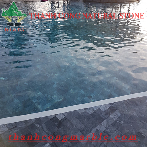 Bluestone Swimming Pool Tile 09