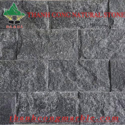 Crystal Black Mushroom Stone 02
