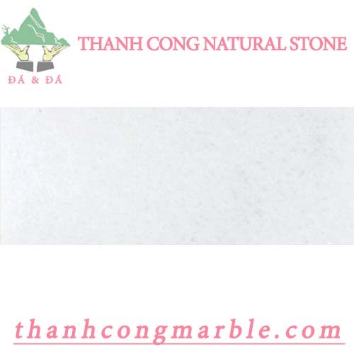 Crystal White Marble Step Stone 01