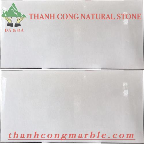 Vietnam Pure White Marble 01