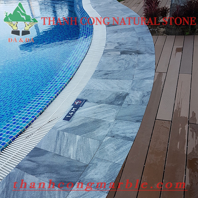 Swimming Pool Bluestone Tile 02