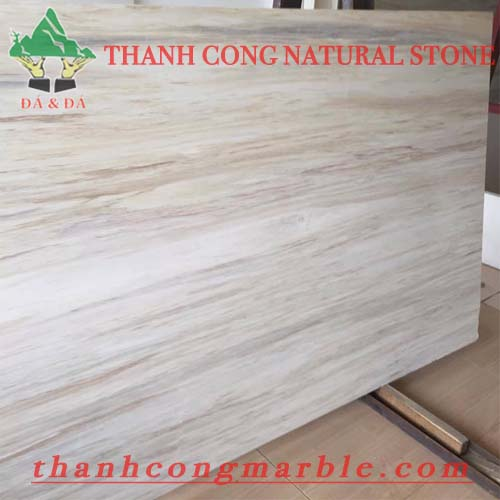 Wooden Vein  Marble Slab
