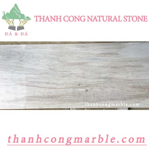 Wooden Vein Marble Step Stone