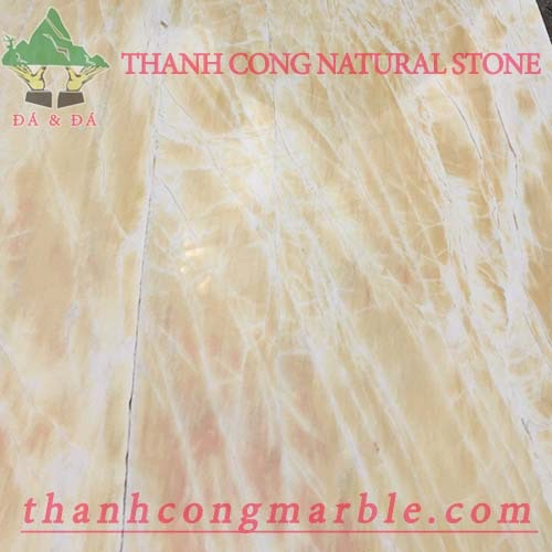 Yellow Marble Flooring Tile 04