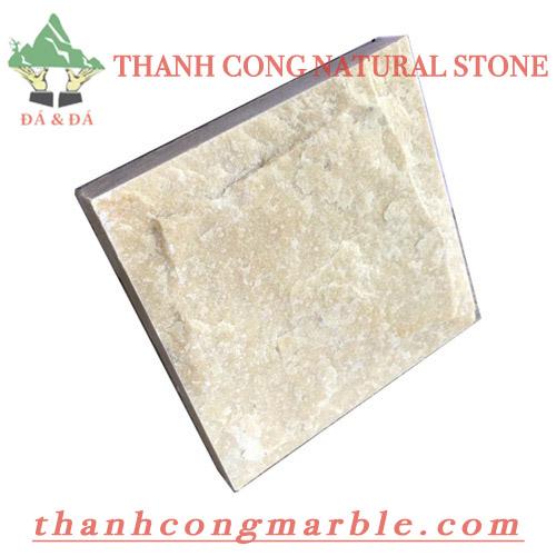 Yellow Stone Mushroom Stone 01