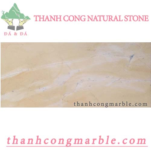 Yellow Marble Step Stone 01
