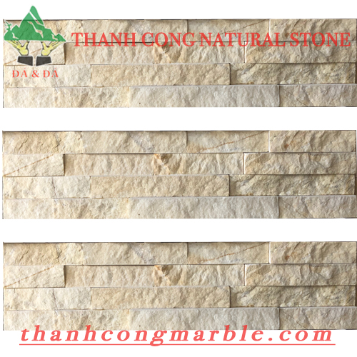 Yellow Marble Stone Panels