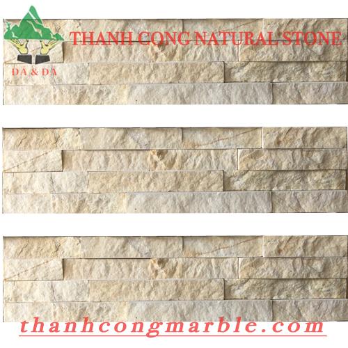 Yellow Marble Stone Panel
